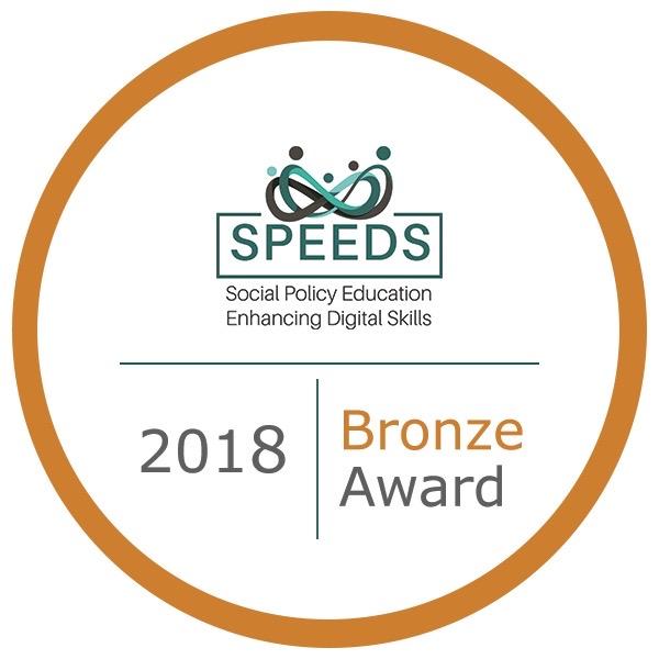 Bronze digital badge - Speeds UCC